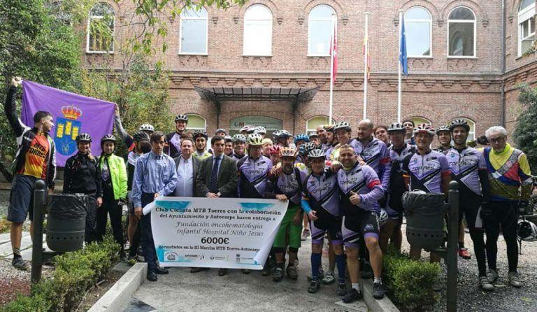 III Marcha ciclista MTB Torres-Autocarpe